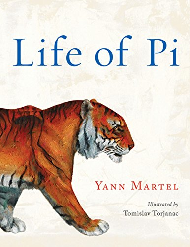9780151013838: Life of Pi, Deluxe Illustrated Edition