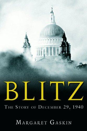 9780151014040: Blitz: The Story of December 29, 1940