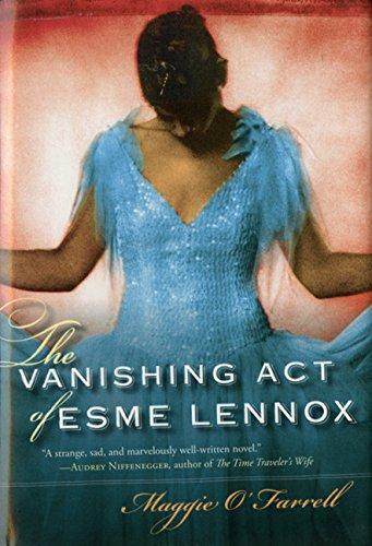 9780151014118: Vanishing Act of Esme Lennox
