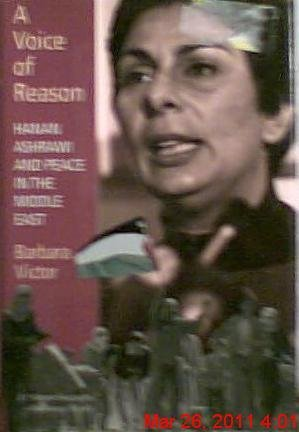 A Voice of Reason: Hanan Ashrawi and Peace in the Middle East