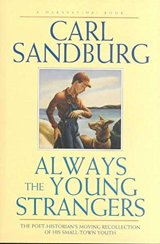 9780151054596: Always the Young Strangers (signed)