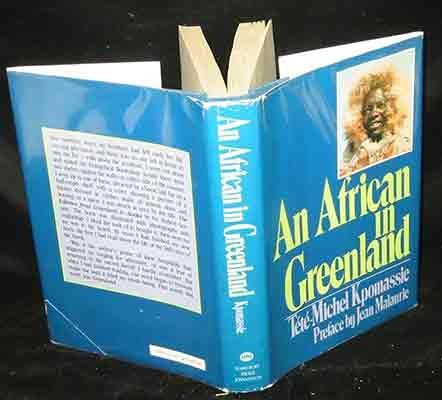 9780151055890: An African in Greenland