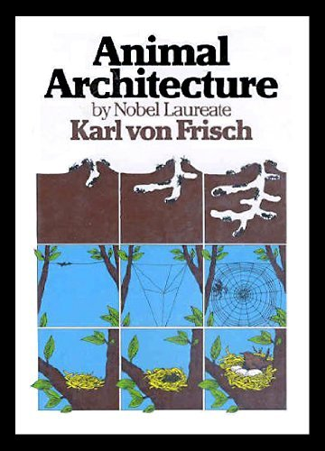 9780151072514: Animal Architecture (English and German Edition)
