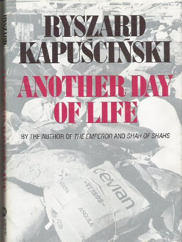 9780151075638: Kapuscinski Another Day of Life