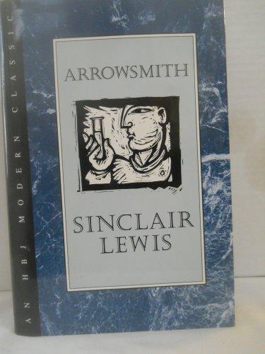 9780151082162: Arrowsmith (H B J MODERN CLASSIC)