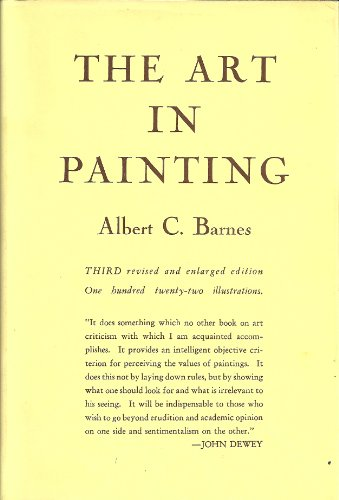 The Art in Painting: Barnes, A.C.