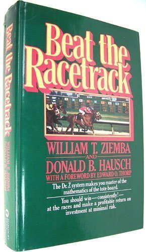 9780151112753: Beat the Racetrack