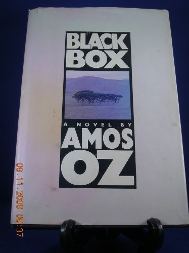 Black Box: Oz, Amos translated from the Hebrew by Nicholas de Lange