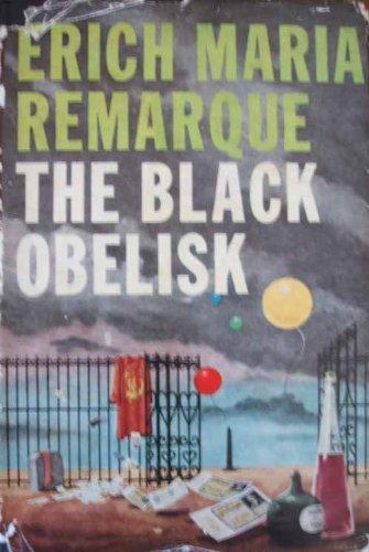 9780151131815: The Black Obelisk