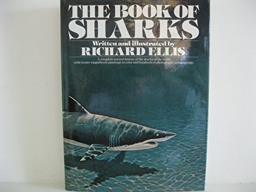 9780151134625: The Book of Sharks