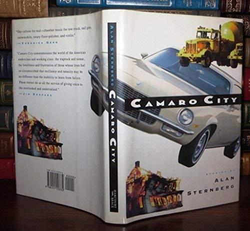 9780151153732: Camaro City