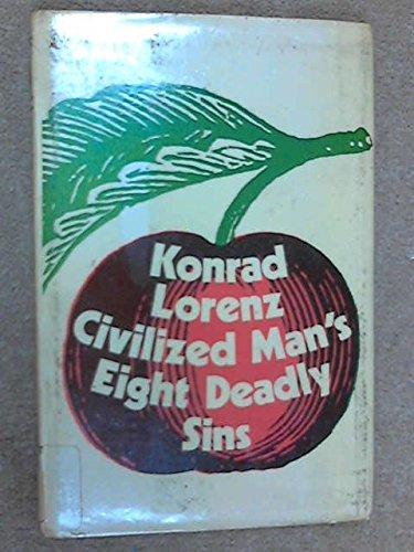9780151180615: Civilized Man's Eight Deadly Sins