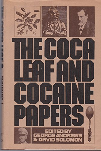9780151182374: Coca Leaf and Cocaine Papers