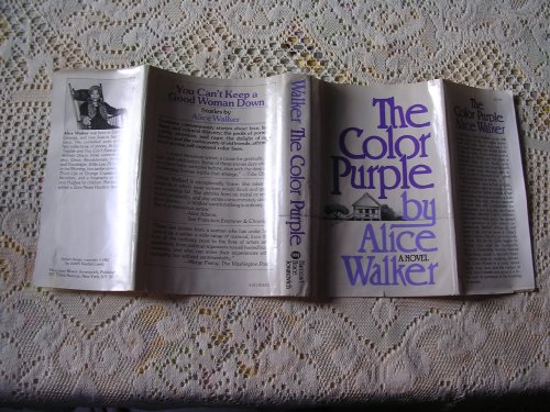Color Purple by Alice Walker, First Edition - AbeBooks