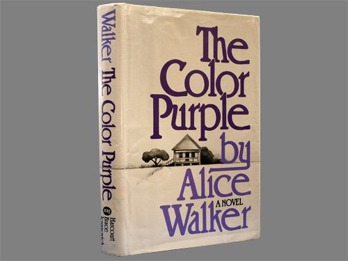 Alice Walker - Color Purple - Hardcover - First Edition - AbeBooks