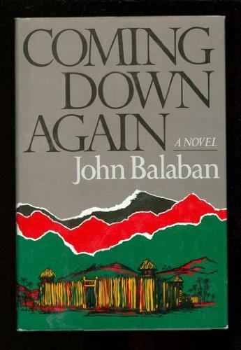 9780151195190: Coming Down Again