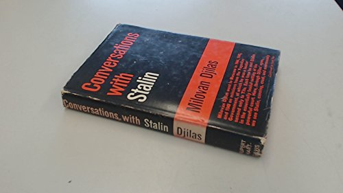 9780151225903: Conversations with Stalin