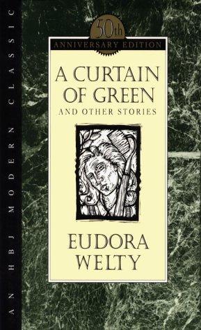 9780151236718: Curtain of Green (HBJ Modern Classic)