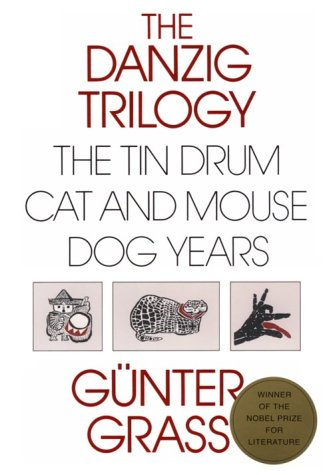 9780151238163: Danzig Trilogy of Gunter Grass: A Study of the Tin Drum, Cat and Mouse, and Dog Years