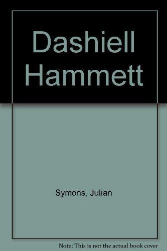 9780151239504: Dashiell Hammett