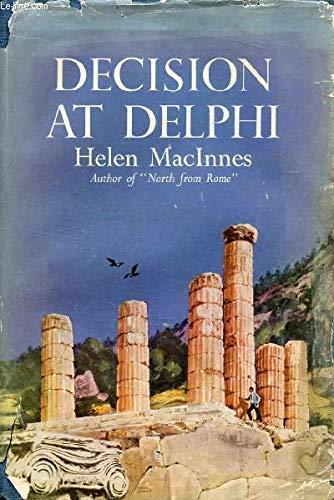 9780151242214: Decision At Delphi