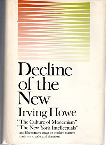 9780151245109: Decline of the New