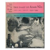 9780151255917: The Diary Of Anais Nin - Volume 3 - 1939 -1944