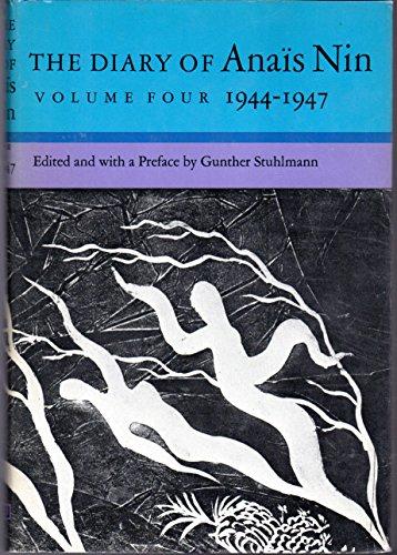 9780151255924: The Diary of Anais Nin 1944-1947