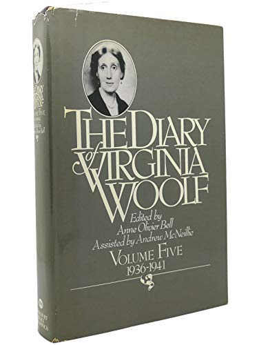 9780151256037: The Diary of Virginia Woolf: 1936-1941