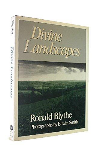 9780151257461: Divine Landscapes