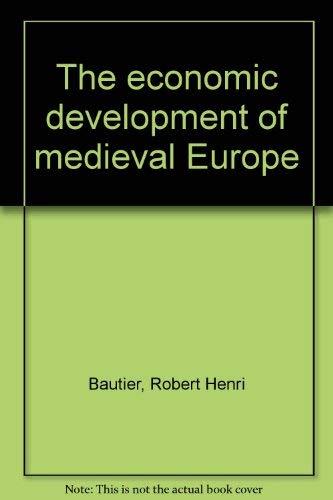 9780151274383: The economic development of medieval Europe