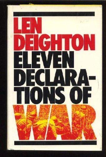 Eleven declarations of war: Deighton, Len