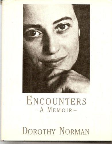 9780151287925: Encounters: A Memoir
