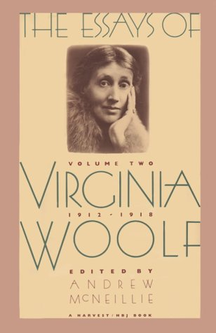 THE ESSAYS OF VIRGINIA WOOLF 1912-1918, Volume: McNeillie, Andrew (editor)