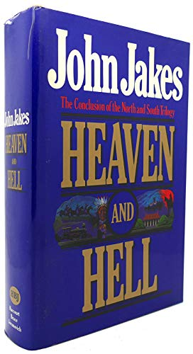 9780151310753: Heaven and Hell/the Conclusion of the North and South Trilogy