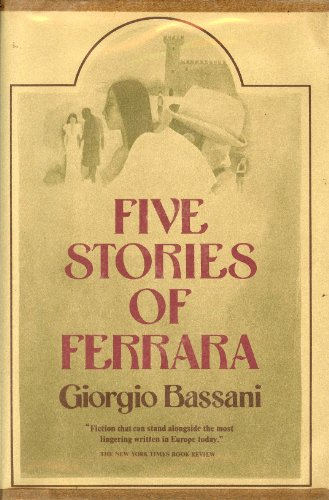 9780151314003: Five Stories of Ferrara