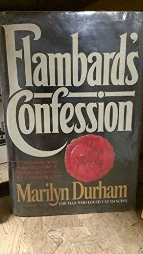 9780151314539: Flambard's Confession