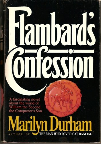 Flambard's Confession (First Edition, Signed)