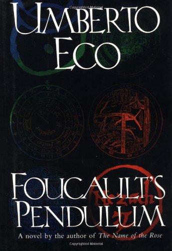 9780151327652: Foucault's Pendulum