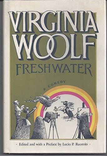 Freshwater: Virginia Woolf