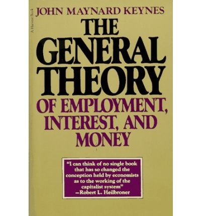 9780151347094: General Theory of Employment, Interest and Money
