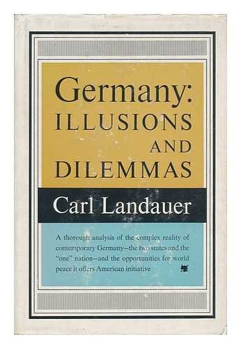 9780151351435: Germany:Illusions And Dilemmas
