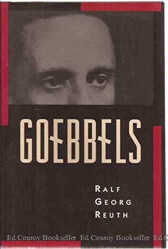 9780151360765: Goebbels