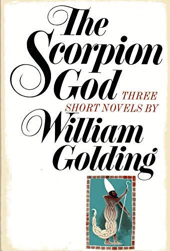 9780151364107: The scorpion god;: Three short novels