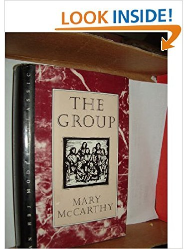 9780151372812: The Group (Hbj Modern Classics)