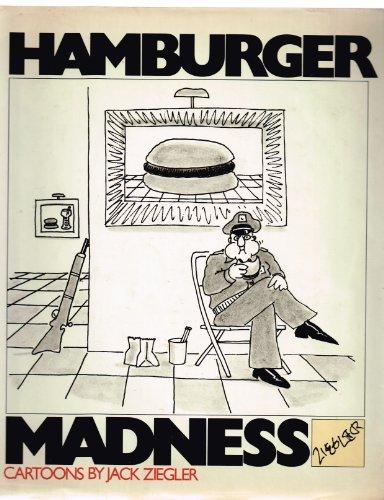 9780151384174: Hamburger Madness