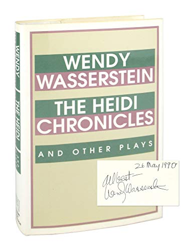 9780151399857: The Heidi Chronicles and Other Plays