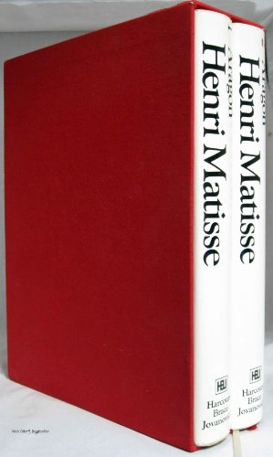 9780151399956: Henri Matisse