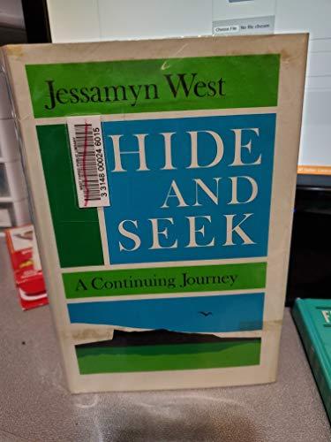 Hide and Seek: West, Jessamyn