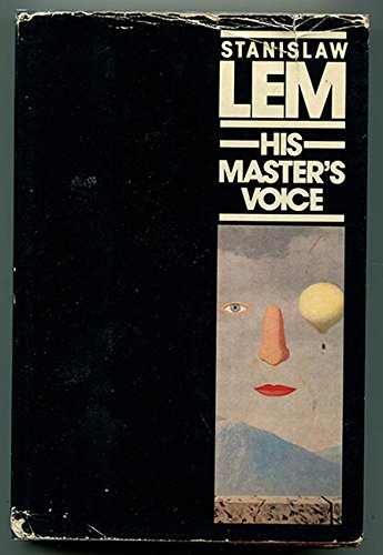 9780151403608: His Master's Voice